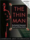 The Thin Man (MP3 Book) - Dashiell Hammett, William Dufris