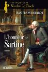 L'honneur de Sartine - Jean-François Parot