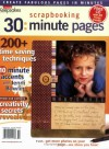 Scrapbooking 30 Minute Pages - Tracy White