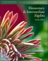 Combo: Hutchison's Elementary and Intermediate Algebra with Mathzone Access Card - Stefan Baratto, Barry Bergman, Donald Hutchison