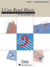 I Can Read Music, Book 1: Beginning Reading - Nancy Faber, Randall Faber