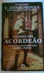 Crimes do Acordeão - Annie Proulx, Luís Coimbra