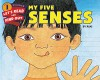 My Five Senses (Let's-Read-and-Find-Out Science 1) - Aliki, Aliki