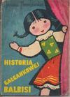 HISTORIA GAŁGANKOWEJ BALBISI - Janina Broniewska