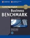 Business Benchmark Upper Intermediate Bulats Student's Book - Guy Brook-Hart