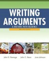 Writing Arguments: A Rhetoric with Readings, Brief Edition, with NEW MyCompLab with eText -- Access Card Package (9th Edition) - John D. Ramage, John C. Bean, June C. Johnson