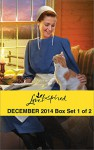 Love Inspired December 2014 - Box Set 1 of 2: A Rancher for ChristmasHer Montana ChristmasAn Amish Christmas JourneyYuletide Baby - Brenda Minton, Arlene James, Patricia Davids, Deb Kastner