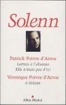 Solenn - Patrick Poivre d'Arvor