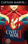 Captain Marvel (2016) #6 - Christos Gage, Ruth Gage, Kris Anka