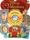 Vintage Valentines CD-ROM and Book - Carol Belanger-Grafton