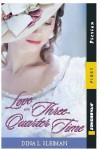 Love in Three-Quarter Time - Dina L. Sleiman