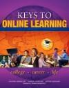 Keys to Online Learning Plus New Mystudentsuccesslab Update -- Access Card Package - Kateri Drexler, Carol Carter, Joyce Bishop, Sarah Kravits