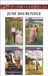 Love Inspired Historical June 2014 Bundle: Lone Star HeiressThe Lawman's Oklahoma SweetheartThe Gentleman's Bride SearchFamily on the Range - Winnie Griggs, Allie Pleiter, Deborah Hale, Jessica Nelson