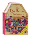 The Day Before Christmas Diorama Book - Arnold Shapiro, B. Alison Weir, Reg Sandland