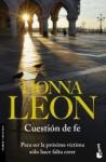 Cuestión de fe - Donna Leon
