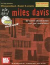 Essential Jazz Lines in the Style of Miles Davis: Trumpet Edition [With CD] - Corey Christiansen, Per Danielsson