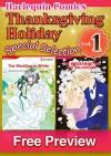 [FREE] Thanksgiving Holiday Special Selection vol.1 - Diana Palmer, Shirley Jump, Marito Ai, Akiko Miyagi