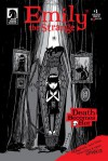 Emily the Strange: Death - Rob Reger, Jessica Gruner, Cosmic Debris