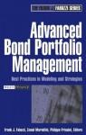 Advanced Bond Portfolio Management - Frank J. Fabozzi, Lionel Martellini, Philippe Priaulet