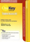 OneKey CourseCompass with MyMedTerm Lab-Medical Language-Student Access Kit for Medical Language - Susan M. Turley