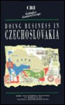Doing Business in Czech -Op/88 - Dearborn Financial Institute, National Westminster Bank PLC, S.J. Berwin, Dearborn Financial Institute