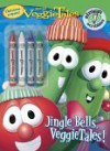 Jingle Bells, VeggieTales! [With Jumbo Crayons] - Sonia Sander