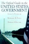 The Oxford Guide to the United States Government - John J. Patrick, Donald A. Ritchie, Richard M. Pious