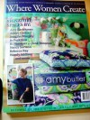 Where Women Create Magazine Single Issue Aug/sep/oct 2010 (Vol 2 Issue 4) - Jo Packham