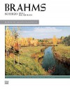 Scherzo, Op. 4 - Alfred A. Knopf Publishing Company, Johannes Brahms, Joseph Banowetz