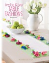 Sew Fun & Easy Table Fashions - Julie Johnson, Julie Johnson