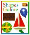 Tab Board Books: Shapes Galore - Steve Gorton