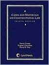 Cases And Materials On Constitutional Law - David Crump, Eugene Gressman, David S. Day