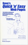 Dave's Quick 'n' Easy Web Pages - Dave Lindsay