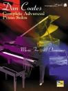Dan Coates Complete / Advanced Piano Solos (The Professional Touch Series) - Dan Coates