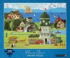 Flower Barn Puzzle - Willow Creek Press