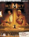 The Mummy Returns Official Strategy Guide - Zach Meston