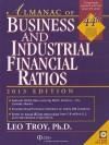 Almanac of Business & Industrial Financial Ratios (2013) - Leo Troy