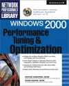 Windows 2000 Performance Tuning & Optimization [With CDROM] - Kenton Gardinier, Chris Amaris