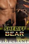 Sheriff Bear: BBW Paranormal Bear Shifter Romance (Bears of Pinerock County Book 1) - Zoe Chant