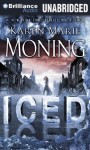 Iced (Dani O'Malley, #1; Fever, #6) - Karen Marie Moning, Phil Gigante, Natalie Ross