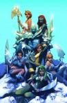 Astonishing X-Men #63 - Majorie Liu, Gabriel Walta
