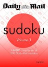"Sudoku: V. 1: A New Compilation of 200 ""Daily Mail"" Sudokus - Daily Mail"