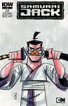 Samurai Jack #15 - Jim Zub, Andy Suriano