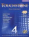 Touchstone 4 Full Contact (with NTSC DVD): No. 4 - Michael McCarthy, Jeanne McCarten, Helen Sandiford