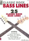 Classic Rock Bass Lines - Hal Leonard Publishing Company