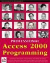 Professional Access 2000 Programming - Robin Dewson, Scott Hanselman