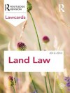 Land Lawcards 2012-2013 - Routledge