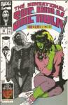 The Sensational She-Hulk #52 Vol. 2 June 1993 - Michael Eury, Todd Britton