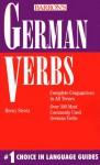 German Verbs - Henry Strutz