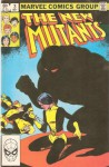 The New Mutants #3 Vol. 1 May 1983 - Chris Claremont, Bob McLeod